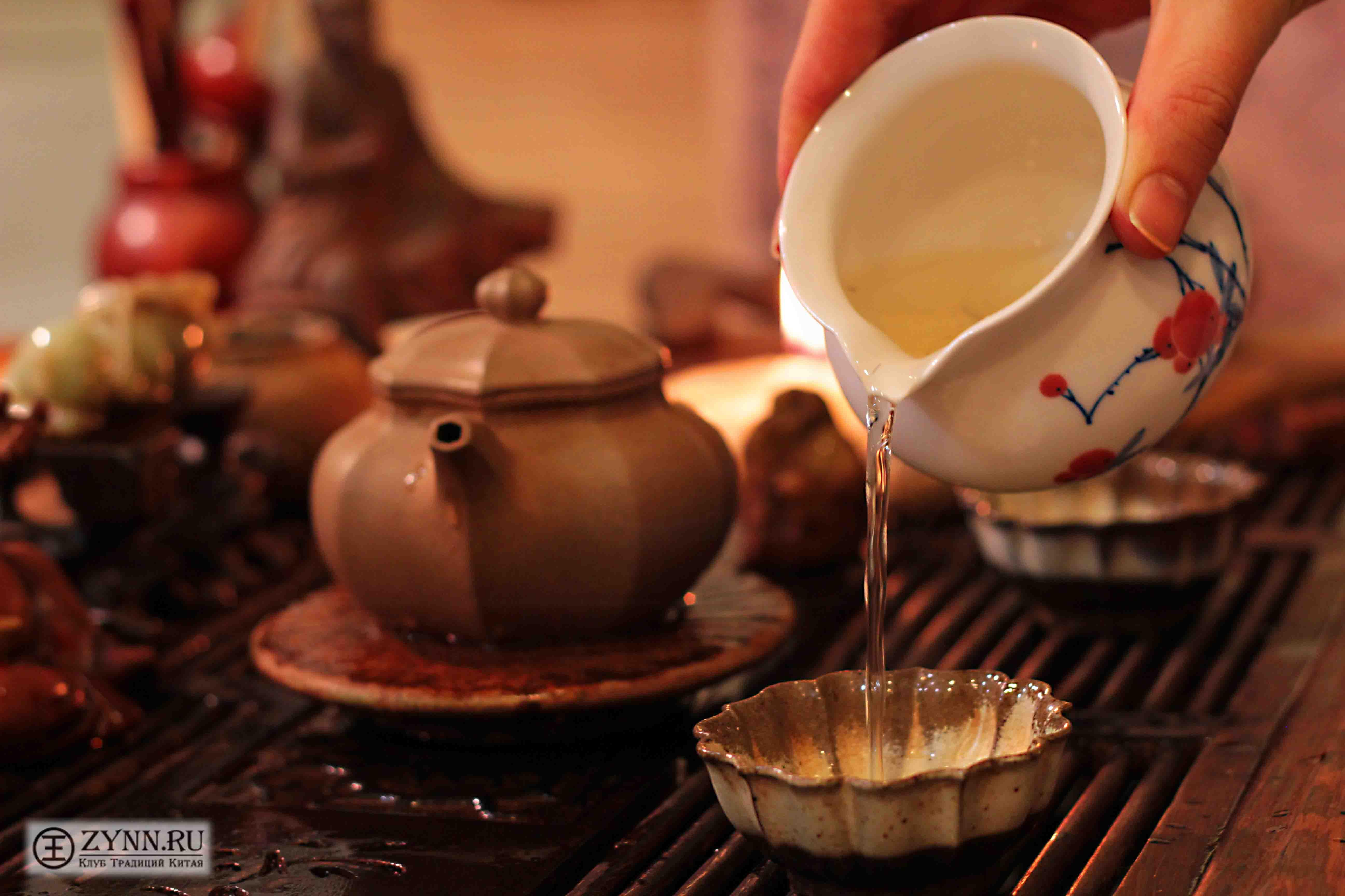 Живой Волшебный Чай от Клуба Традиций Китая