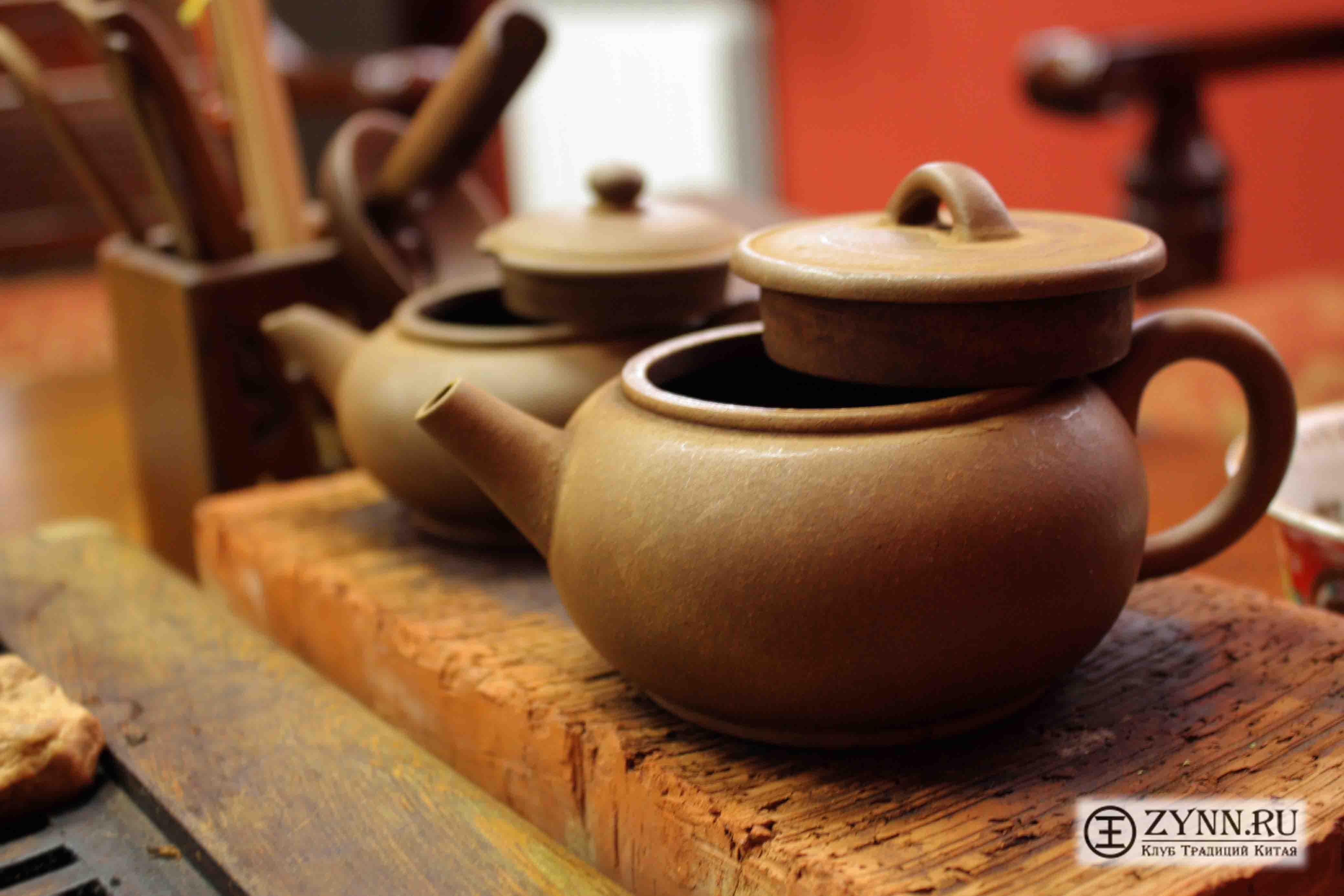 Что такое исинский чайник