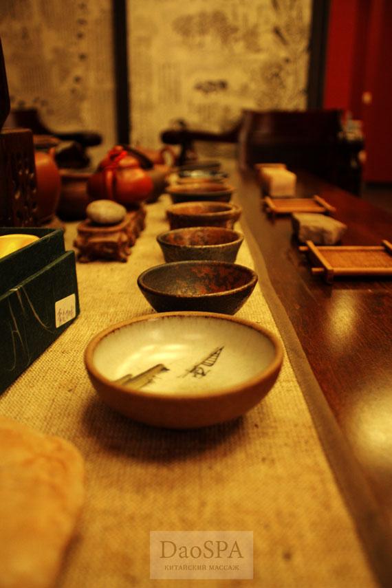 Чайный марафон в Клубе Традиций Китая