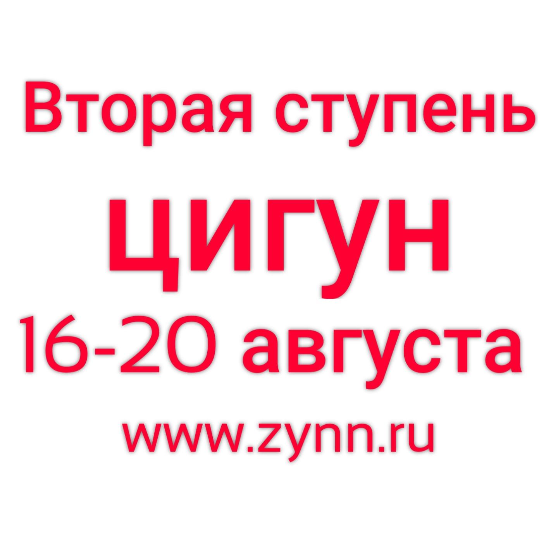 Н.Новгород: семинар Вторая ступень Цигун